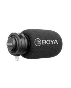 Boya BY-DM200 stereo condenser microphone for iOS devices