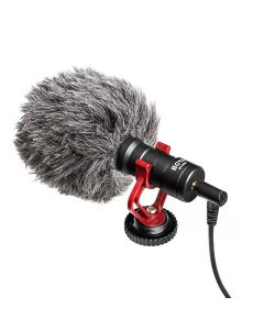 Boya Cardioid Microphone BY-MM1
