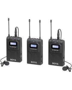 Boya BY-WM8 Pro-K2 Wireless microphone system