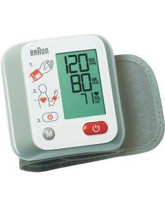 Braun BP Monitor Wrist Vital Scan 1 BP2000