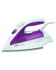 Braun TS320 TexStyle 3 Steam iron