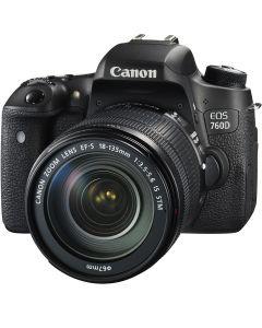 Canon EOS 760D 18-135mm Lens Kit