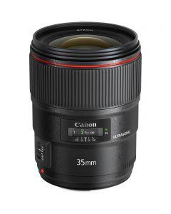 Canon EF 35mm f/1.4L II USM Wide-Angle Lens