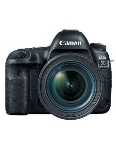 Canon EOS 5D Mark IV 24-70mm f/4L IS USM Lens
