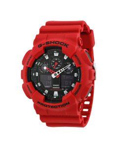 Casio G-Shock GA100B-4A Analog Digital Watch