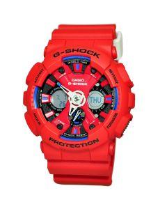 Casio G-Shock GA120TR-4A Analog Digital Watch