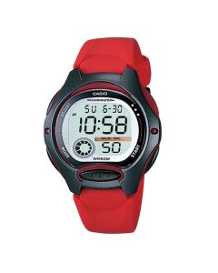 Casio LW-200-4AV Red Women's Watch