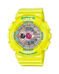 Casio Baby-G BGA-110-CA-9A Women's Watch