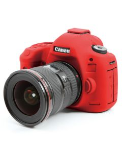 Easy Cover Camera case for Canon 5D Mark III Red