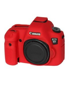 Easy Cover Camera case for Canon 6D Red