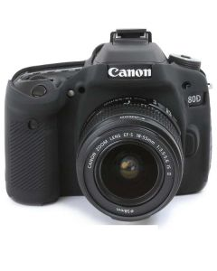 Easy Cover Camera case for Canon 80D Black
