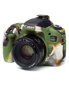 Easy Cover Camera case for Canon 760D Camouflage