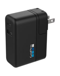 GoPro Supercharger (International Dual-Port Charger)