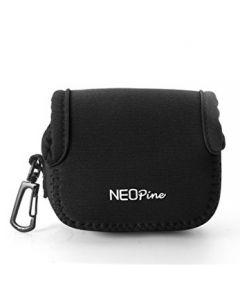 NEOPine GN-1 Neoprene Camera Case Bag for Gopro - Black