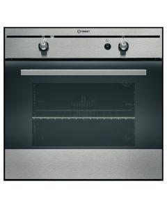 Indesit Gas Oven 60cm FGIM-KIXIP - Manufacturer Warranty + Free Delivery