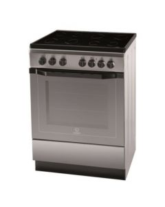 Indesit Gas Cooker 60x60cm I6VV2AXEX Ceramic - Manufacturer Warranty + Free Delivery