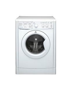 Indesit Washing Machine IWC 81481 White - MANUFACTURER WARRANTY + FREE DELIVERY