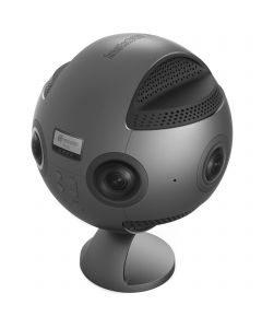 Insta360 Pro Spherical VR 360 8K Camera Black