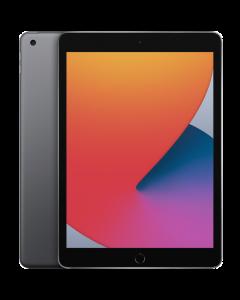 """Apple iPad 10.2"""" (2020- 8th Gen) 128GB Wifi Space Grey"""