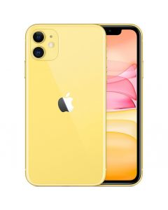 Apple IPhone 11 128GB Yellow Dual Sim Nano with Facetime