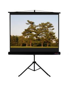 iView Tripod Projector Screen 240 x 240cms