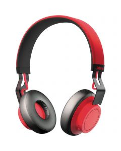 Jabra Move Wireless Over-ear Headphone - Red