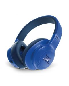 JBL E55BT Wirelesss Headphone - Blue