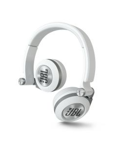 JBL High-Performance On-Ear Headphones Wireless E30BT White