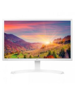LG 22MP58VQ 22 Inch Full HD IPS LED Monitor - White