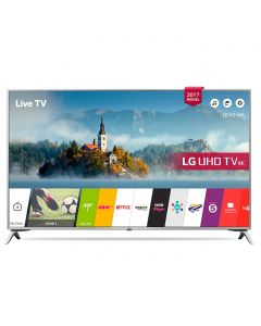 LG 49 Inch Ultra HD 4K Smart TV 49UJ651V