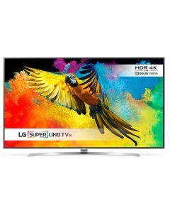 LG 75 Inch Super 4K UHD Smart 3D LED TV 75UH855V