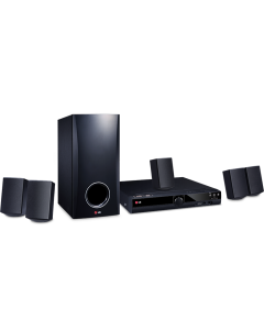 LG  5.1ch DVD Home Theatre System DH3140S
