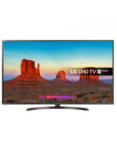 LG 65 Inch 4K UHD Smart TV 65UK6400