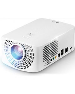 LG PF1500 Portable LED Projector with Smart TV and Magic Remote