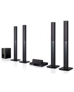 LG DVD Home Theatre System LHD655
