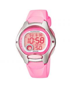 Casio LW200-4BV Pink Women's Watch