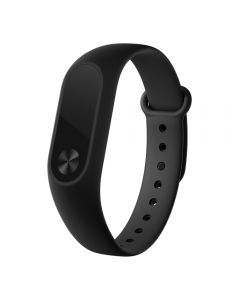 Xiaomi Mi Band 2 Fitness Band with Heart Rate Monitor Black