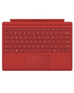 Microsoft Surface Pro4 Type Cover (English) Red