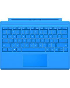 Microsoft Surface Pro4 Type Cover (English) Bright Blue