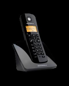 Motorola  Single Digital Cordless Phone C401