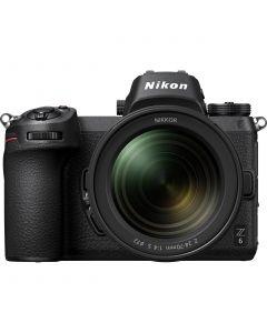 Nikon Z6 24-70mm Mirrorless Digital Camera + FTZ Adapter
