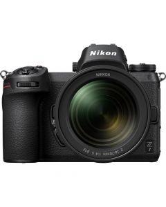 Nikon Z7 24-70mm Lens Mirrorless Digital Camera + Adapter