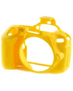 Easy Cover Camera case for Nikon D5500/D5600 Yellow