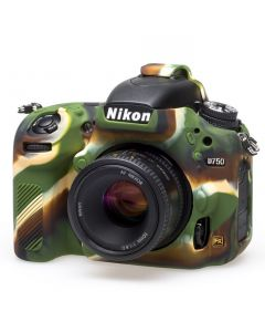 Easy Cover Camera case for Nikon D750 Camouflage