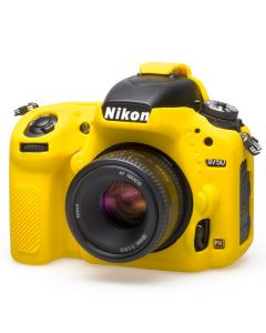 Easy Cover Camera case for Nikon D750 Yellow
