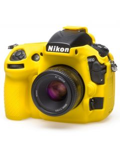 Easy Cover Camera case for Nikon D810 Yellow
