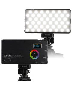 Phottix M200R RGB Light with Power Bank