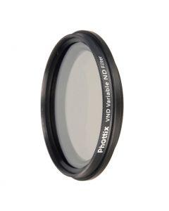 Phottix VND-MC Variable Density Filter - 52mm
