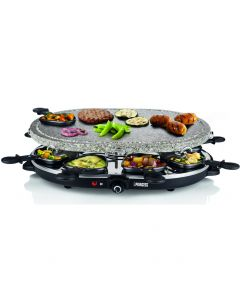 Princess Stone and Raclette set