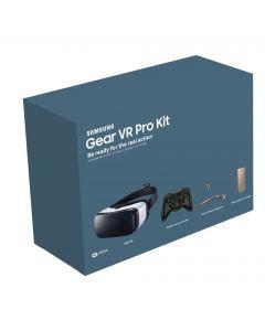 Samsung Gear VR Pro Kit (Gear VR, Game Controller, Level U, Battery Pack)